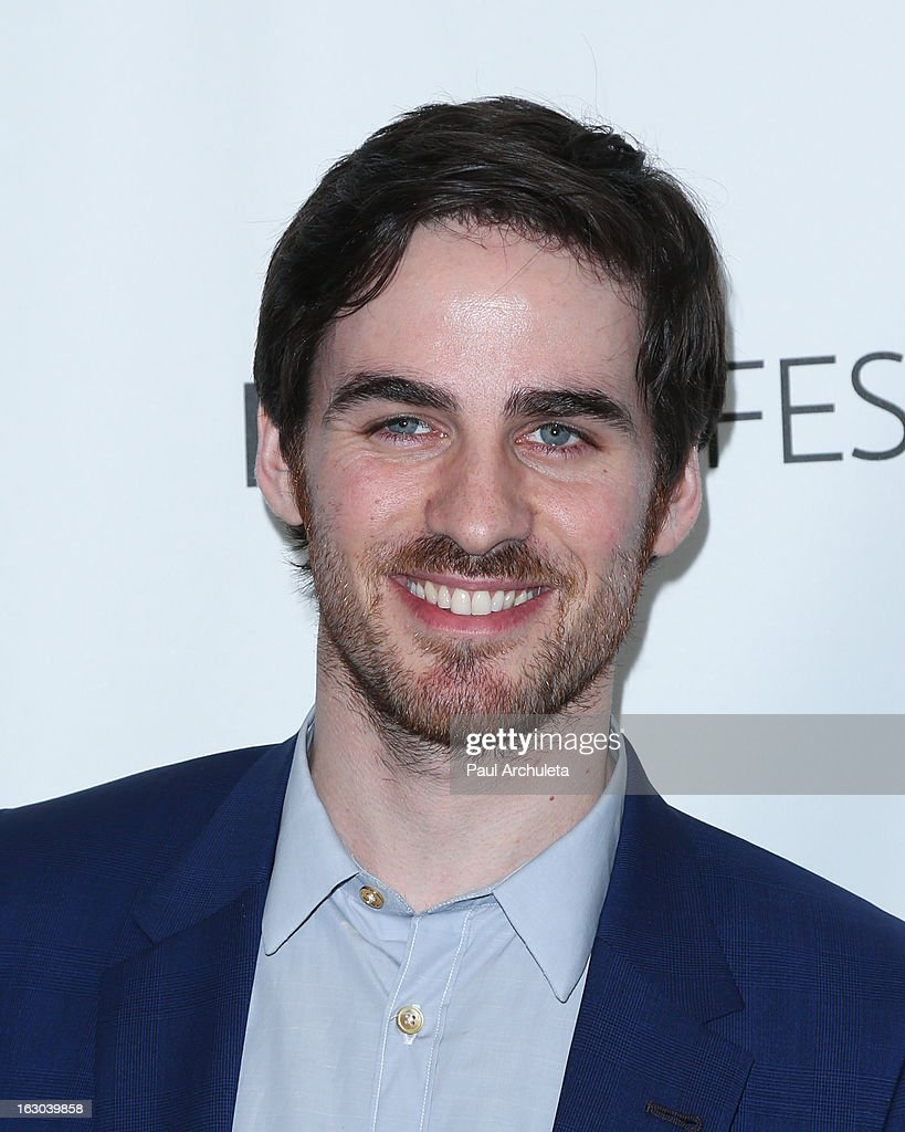 Actor <a gi-track='captionPersonalityLinkClicked' href=/galleries/search?phrase=Colin+O%27Donoghue&family=editorial&specificpeople=5844786 ng-click='$event.stopPropagation()'>Colin O'Donoghue</a> attends the 30th annual PaleyFest featuring the cast of 'Once Upon A Time' at the Saban Theatre on March 3, 2013 in Beverly Hills, California.