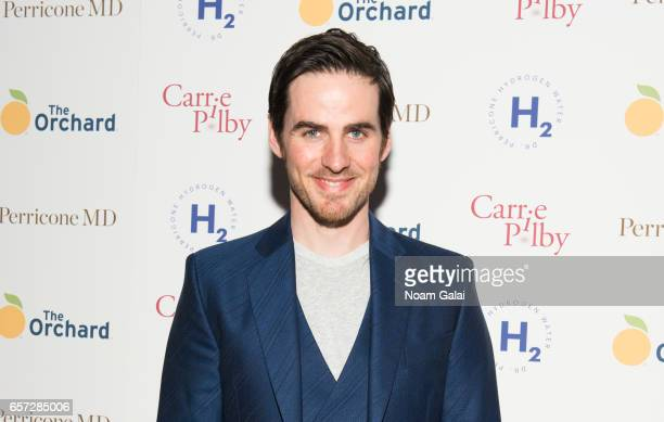 Actor Colin O'Donoghue attends the 'Carrie Pilby' New York screening at Landmark Sunshine Cinema on March 23 2017 in New York City