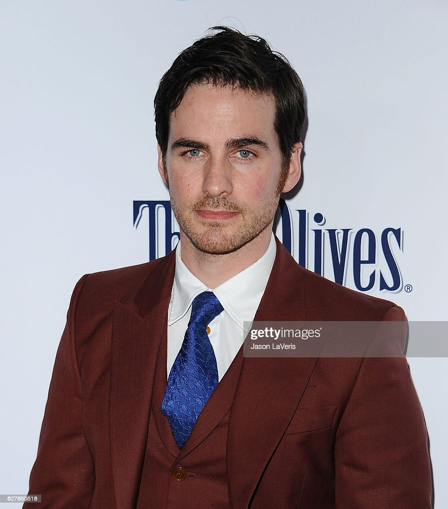 Actor Colin O'Donoghue attends the TrevorLIVE Los Angeles 2016 fundraiser at The Beverly Hilton Hotel on December 4, 2016 in Beverly Hills, California.