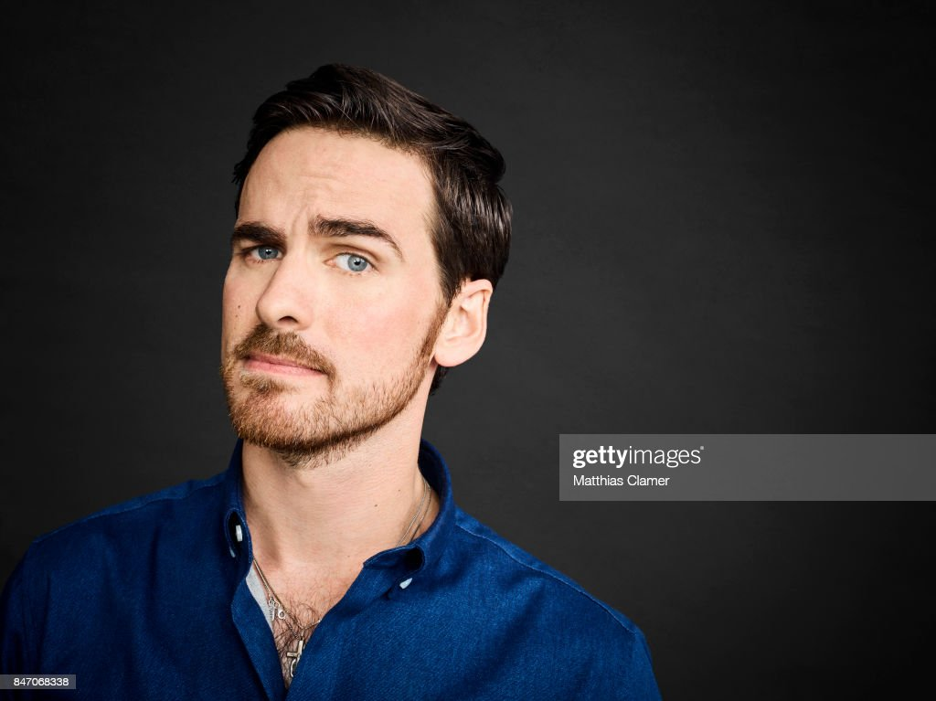 Actor Colin O'Donoghue from 'Once Upon a Time' is photographed for Entertainment Weekly Magazine on July 23, 2016 at Comic Con in the Hard Rock Hotel in San Diego, California.