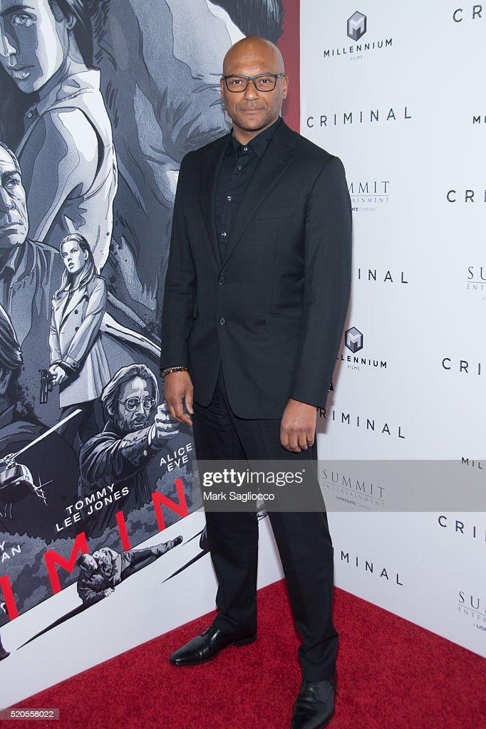 """Criminal"" New York Premiere"