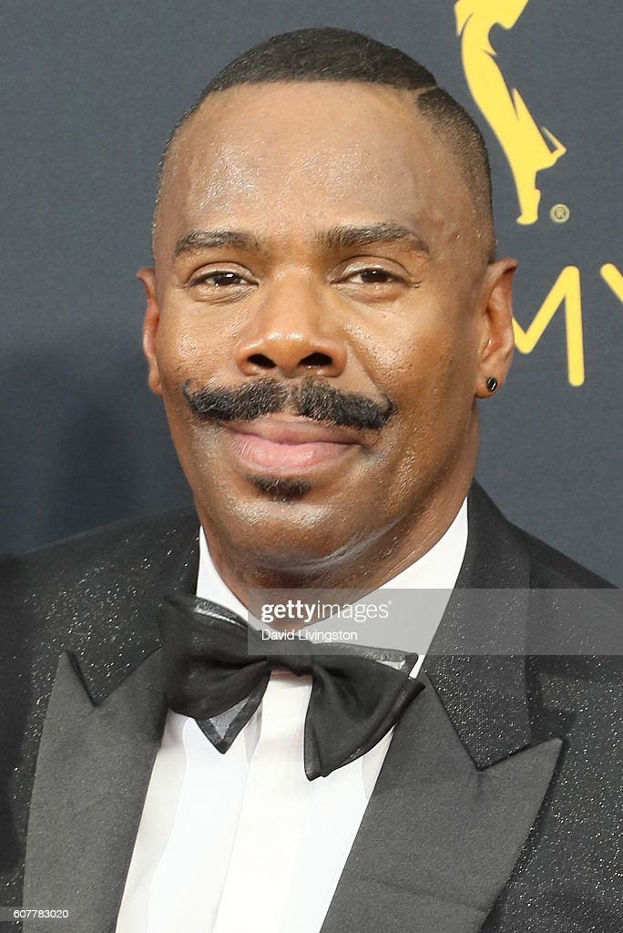 Actor Colman Domingo arrives at the 68th Annual Primetime Emmy Awards at the Microsoft Theater on September 18, 2016 in Los Angeles, California.