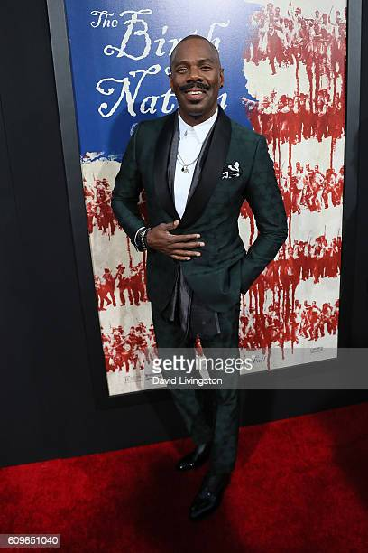 Actor Colman Domingo arrives at the Premiere of Fox Searchlight Pictures' 'The Birth Of A Nation' at the ArcLight Cinemas Cinerama Dome on September...