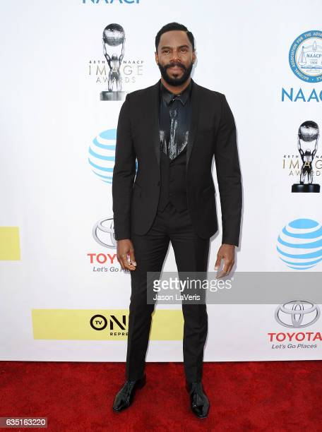 Actor Colman Domingo attends the 48th NAACP Image Awards at Pasadena Civic Auditorium on February 11 2017 in Pasadena California