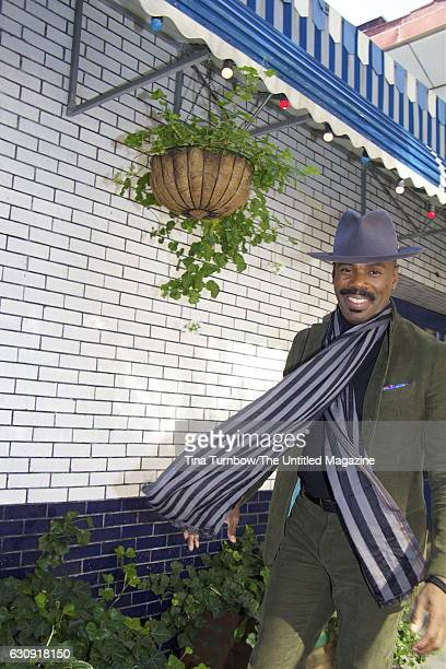 Actor Colman Domingo is photographed for The Untitled Magazine on October 5 2016 in Los Angeles California CREDIT MUST READ Tina Turnbow/The Untitled...