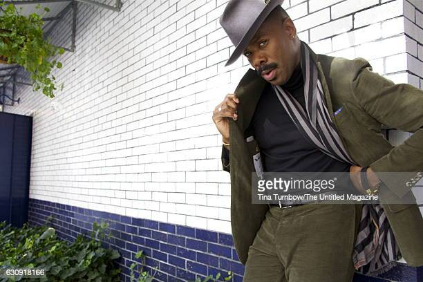 Actor Colman Domingo is photographed for The Untitled Magazine on October 5 2016 in Los Angeles California PUBLISHED IMAGE CREDIT MUST READ Tina...