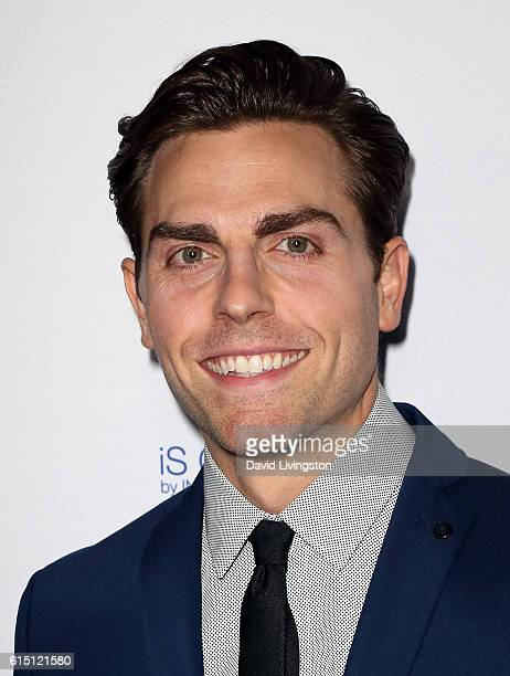 Actor Colt Prattes attends the National Breast Cancer Coalition's 16th Annual Les Girls Cabaret at Avalon Hollywood on October 16 2016 in Los Angeles...