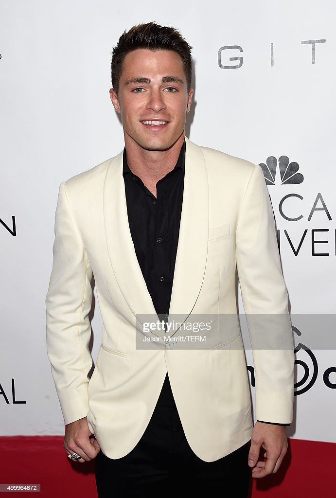Actor <a gi-track='captionPersonalityLinkClicked' href=/galleries/search?phrase=Colton+Haynes&family=editorial&specificpeople=4282136 ng-click='$event.stopPropagation()'>Colton Haynes</a> attends the 2015 March Of Dimes Celebration Of Babies at the Beverly Wilshire Four Seasons Hotel on December 4, 2015 in Beverly Hills, California.