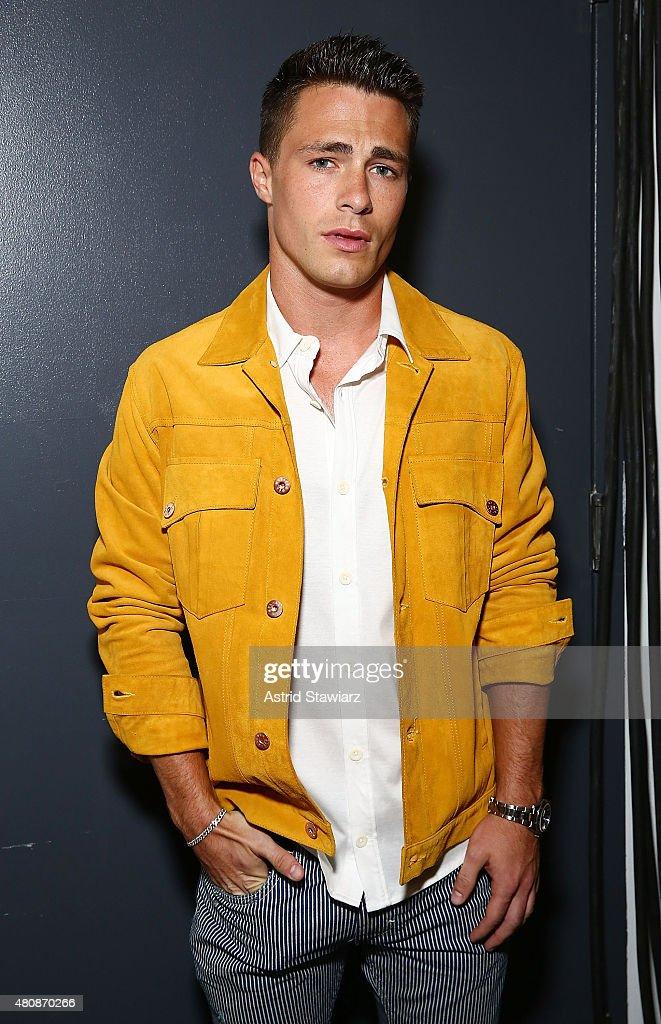 Billy Reid - Backstage - New York Fashion Week: Men's S/S 2016