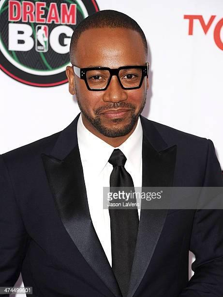 Actor Columbus Short attends the 45th NAACP Image Awards at Pasadena Civic Auditorium on February 22 2014 in Pasadena California