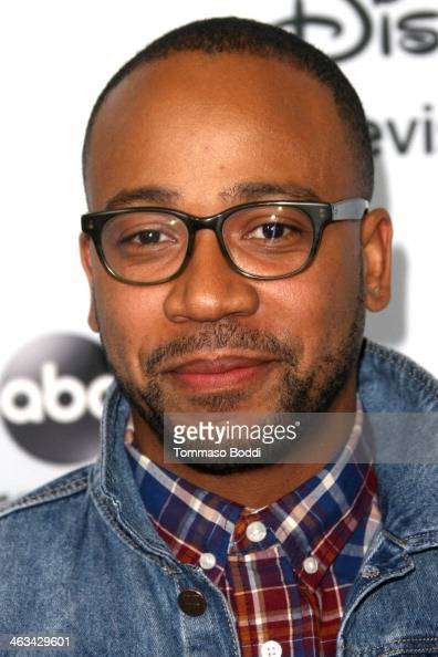Actor Columbus Short attends the Disney ABC Television Group's 2014 winter TCA party held at The Langham Huntington Hotel and Spa on January 17 2014...