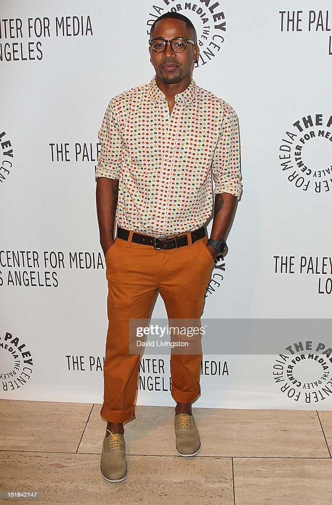 Actor <a gi-track='captionPersonalityLinkClicked' href=/galleries/search?phrase=Columbus+Short&family=editorial&specificpeople=536546 ng-click='$event.stopPropagation()'>Columbus Short</a> attends The Paley Center for Media's 2012 PaleyFest: Fall TV Preview Party for ABC at The Paley Center for Media on September 11, 2012 in Beverly Hills, California.