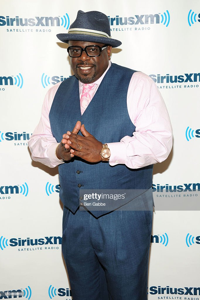 Actor, comedian and director <a gi-track='captionPersonalityLinkClicked' href=/galleries/search?phrase=Cedric+the+Entertainer&family=editorial&specificpeople=210583 ng-click='$event.stopPropagation()'>Cedric the Entertainer</a> visits SiriusXM Studios on June 13, 2013 in New York City.