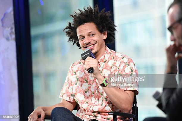 Actor/ Comedian Eric Andre attends the AOL Build Speaker Series to discuss 'The Eric Andre Show' at AOL HQ on July 29 2016 in New York City