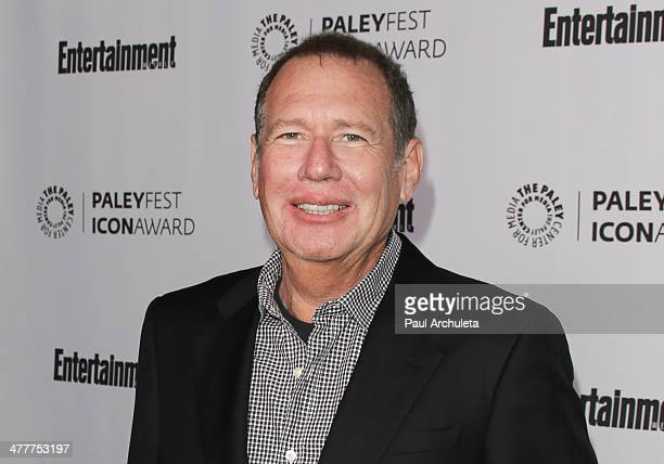 Actor / Comedian Garry Shandling attends the 2014 Paleyfest Icon award presentation at The Paley Center for Media on March 10 2014 in Beverly Hills...