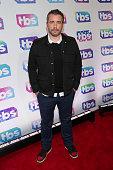 Actor/ Comedian Jason Jones attends TBS's A Night Out with Conan O'Brien Rashida Jones Samantha Bee Jason Jones held at The New Museum on May 17 2016...