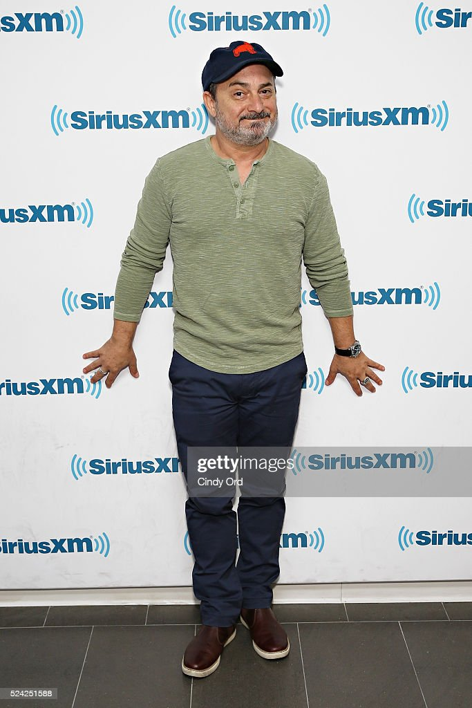 Actor/ comedian Kevin Pollak visits the SiriusXM Studio on April 25, 2016 in New York City.