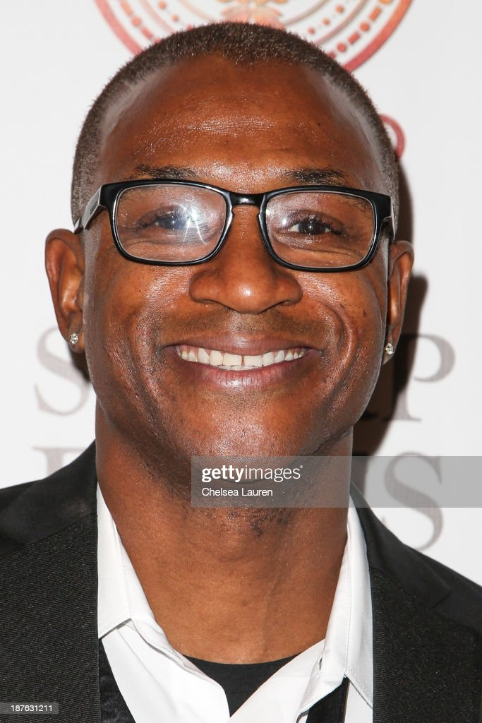 Actor / comedian <a gi-track='captionPersonalityLinkClicked' href=/galleries/search?phrase=Tommy+Davidson&family=editorial&specificpeople=619191 ng-click='$event.stopPropagation()'>Tommy Davidson</a> attends birthday celebration at H.O.M.E. on November 10, 2013 in Beverly Hills, California.