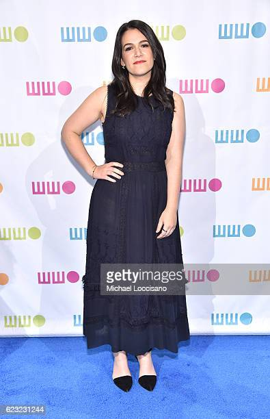 Actor comedian writer Abbi Jacobson attends Worldwide Orphans 12th Annual Gala at Cipriani Wall Street on November 14 2016 in New York City