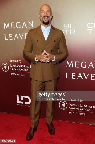 Actor Common attends the 'Megan Leavey' World Premiere at Yankee Stadium on June 5 2017 in New York City