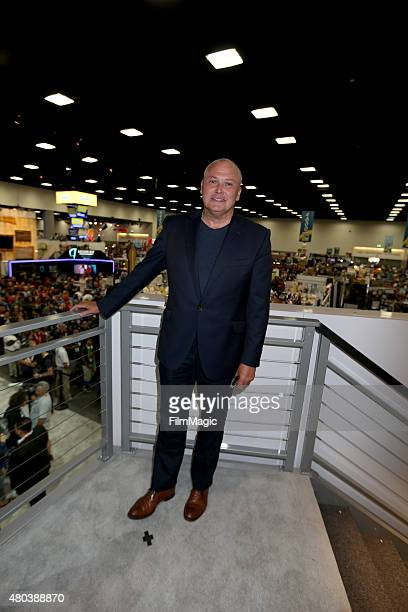 Actor Conleth Hill at the 'Game Of Thrones' autograph signing during ComicCon International 2015 at the San Diego Convention Center on July 10 2015...
