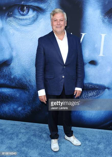 Actor Conleth Hill attends the season 7 premiere of 'Game Of Thrones' at Walt Disney Concert Hall on July 12 2017 in Los Angeles California