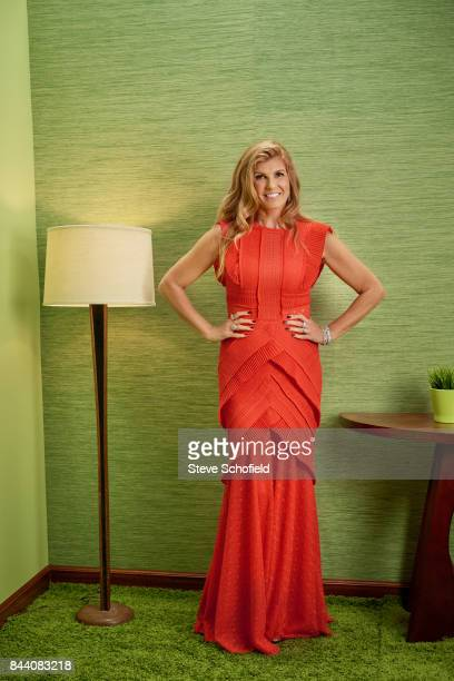 Actor Connie Briton is photographed for Emmy magazine on September 18 2016 in Los Angeles California