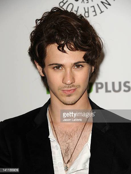 Actor Connor Paolo attends the 'Revenge' event at PaleyFest 2012 at Saban Theatre on March 11 2012 in Beverly Hills California