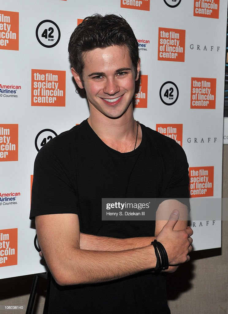 Actor Connor Paolo attends the 'Stake Land' premiere at The Film Society of Lincoln Center on October 27, 2010 in New York City.