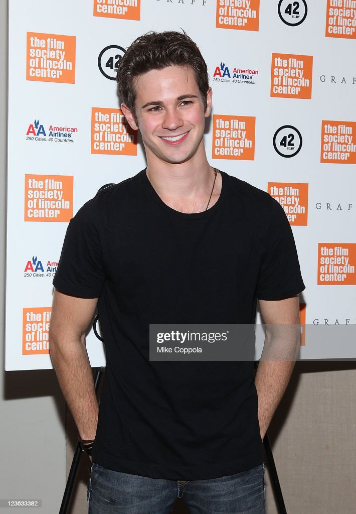 Actor <a gi-track='captionPersonalityLinkClicked' href=/galleries/search?phrase=Connor+Paolo&family=editorial&specificpeople=4452064 ng-click='$event.stopPropagation()'>Connor Paolo</a> attends the 'Stake Land' premiere at The Film Society of Lincoln Center on October 27, 2010 in New York City.