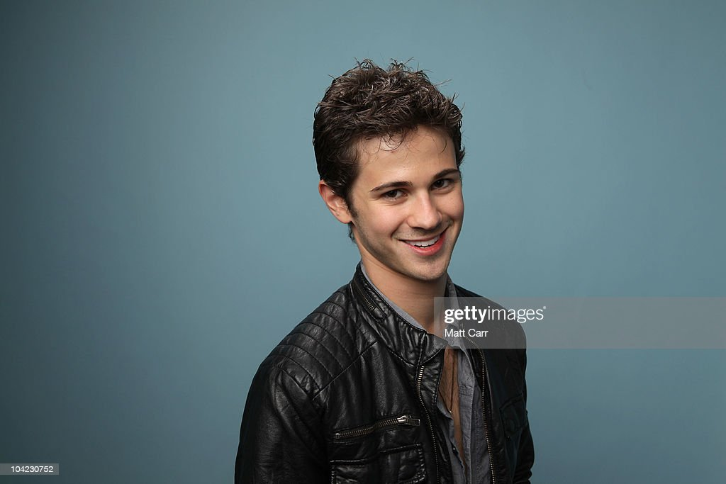 Actor <a gi-track='captionPersonalityLinkClicked' href=/galleries/search?phrase=Connor+Paolo&family=editorial&specificpeople=4452064 ng-click='$event.stopPropagation()'>Connor Paolo</a> from 'Stake Land' poses for a portrait during the 35th Toronto International Film Festival on September 17, 2010 in Toronto, Canada.