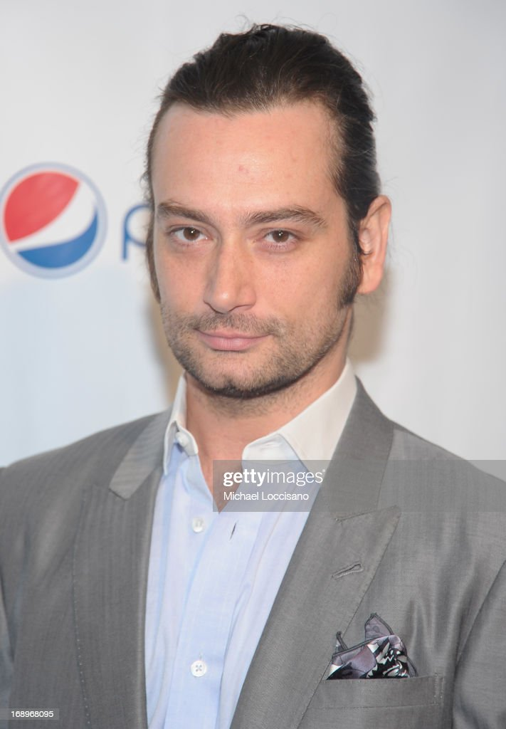 Actor <a gi-track='captionPersonalityLinkClicked' href=/galleries/search?phrase=Constantine+Maroulis&family=editorial&specificpeople=208875 ng-click='$event.stopPropagation()'>Constantine Maroulis</a> attends the 79th Annual Drama League Awards Ceremony And Luncheon at Marriott Marquis Hotel on May 17, 2013 in New York City.