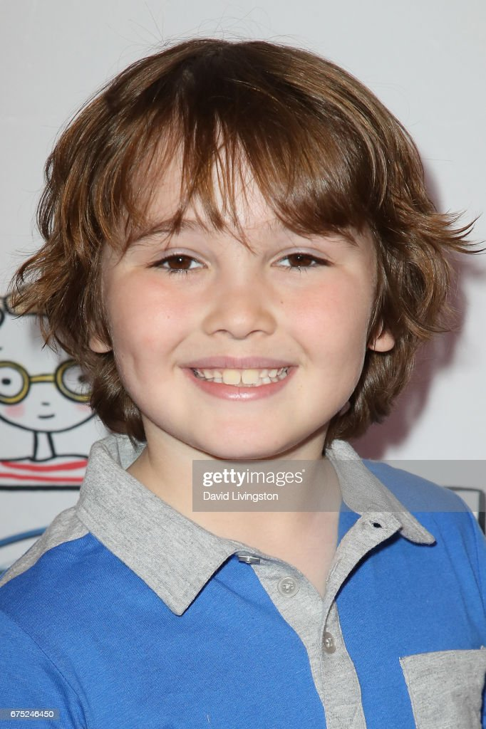 Actor Cooper Friedman attends the WE ALL PLAY FUNdraiser hosted by the Zimmer Children's Museum at the Zimmer Children's Museum on April 30, 2017 in Los Angeles, California.