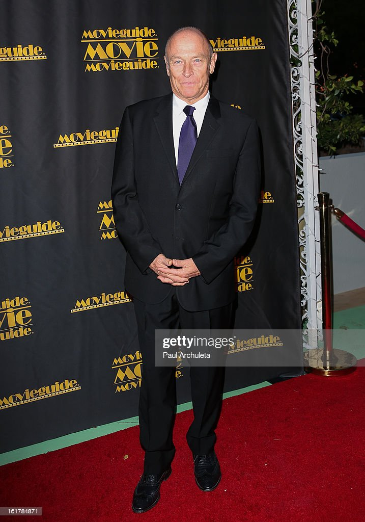 Actor <a gi-track='captionPersonalityLinkClicked' href=/galleries/search?phrase=Corbin+Bernsen&family=editorial&specificpeople=211428 ng-click='$event.stopPropagation()'>Corbin Bernsen</a> attends the 21st annual Movieguide Awards at Hilton Universal City on February 15, 2013 in Universal City, California.