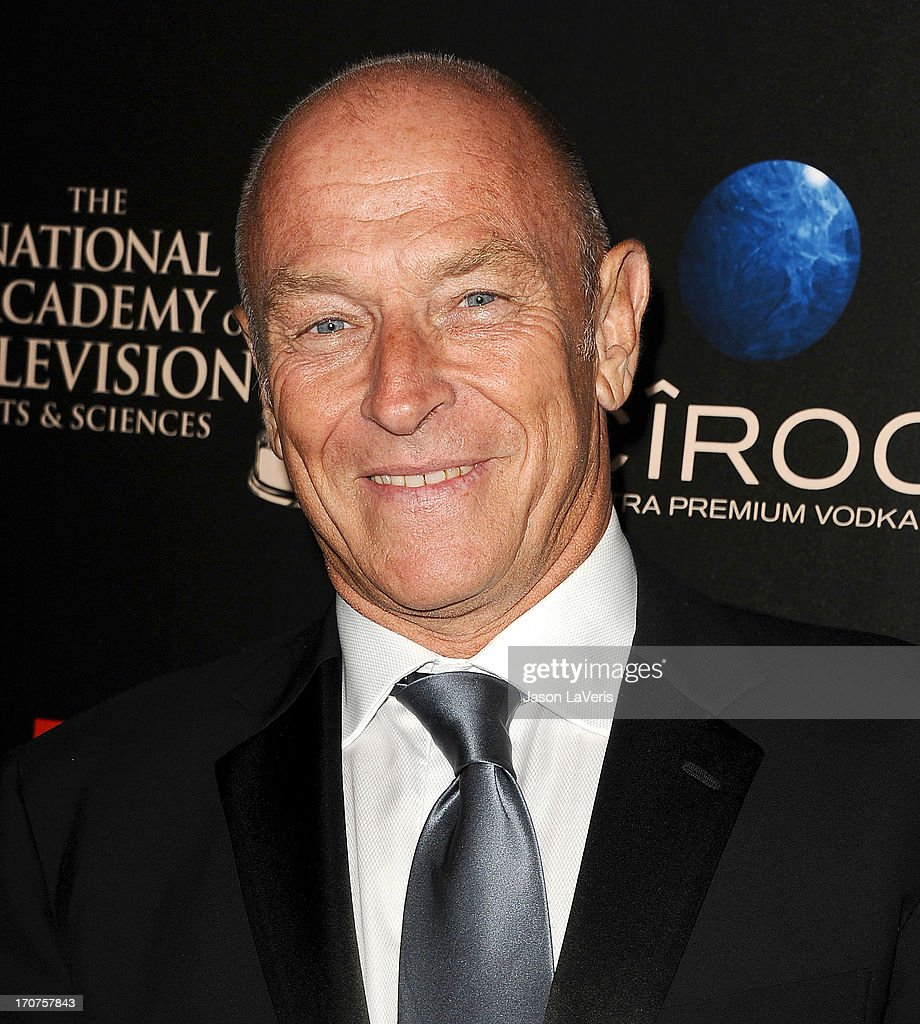 Actor Corbin Bernsen attends the 40th annual Daytime Emmy Awards at The Beverly Hilton Hotel on June 16, 2013 in Beverly Hills, California.