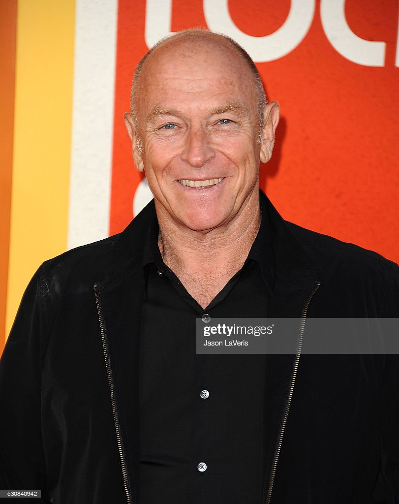 Actor <a gi-track='captionPersonalityLinkClicked' href=/galleries/search?phrase=Corbin+Bernsen&family=editorial&specificpeople=211428 ng-click='$event.stopPropagation()'>Corbin Bernsen</a> attends the premiere of 'The Nice Guys' at TCL Chinese Theatre on May 10, 2016 in Hollywood, California.