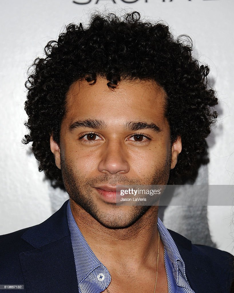 Actor Corbin Bleu attends the premiere of 'The Brothers Grimsby' at Regency Village Theatre on March 3 2016 in Westwood California