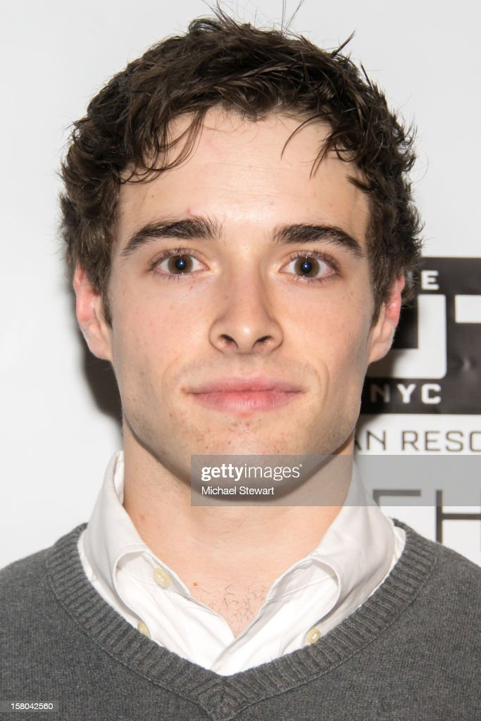 Actor <a gi-track='captionPersonalityLinkClicked' href=/galleries/search?phrase=Corey+Cott&family=editorial&specificpeople=9630117 ng-click='$event.stopPropagation()'>Corey Cott</a> attends 'BARE The Musical' Opening Night at New World Stages on December 9, 2012 in New York City.