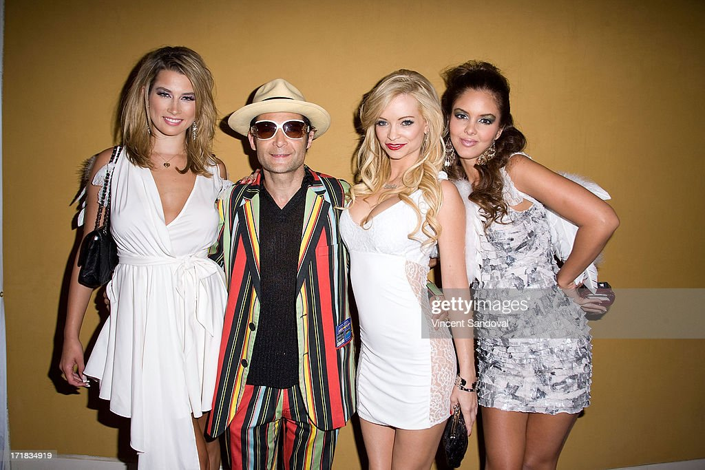 Actor <a gi-track='captionPersonalityLinkClicked' href=/galleries/search?phrase=Corey+Feldman&family=editorial&specificpeople=175941 ng-click='$event.stopPropagation()'>Corey Feldman</a> attends the Launch of Kaya Jones Hollywood Doll Boutique at the iconic Sweet! Hollywood Candy Store at Sweet! Hollywood Boutique on June 28, 2013 in Hollywood, California.