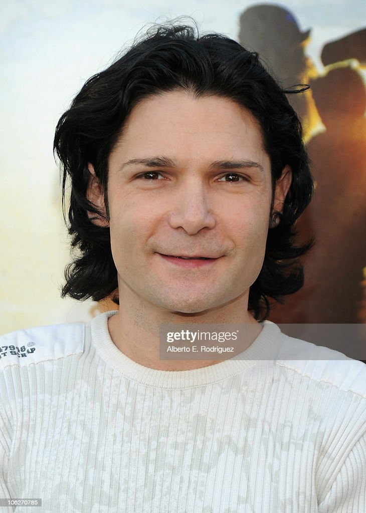 Actor Corey Feldman attends the Warner Bros. 25th Anniversary celebration of 'The Goonies' on October 27, 2010 in Burbank, California.