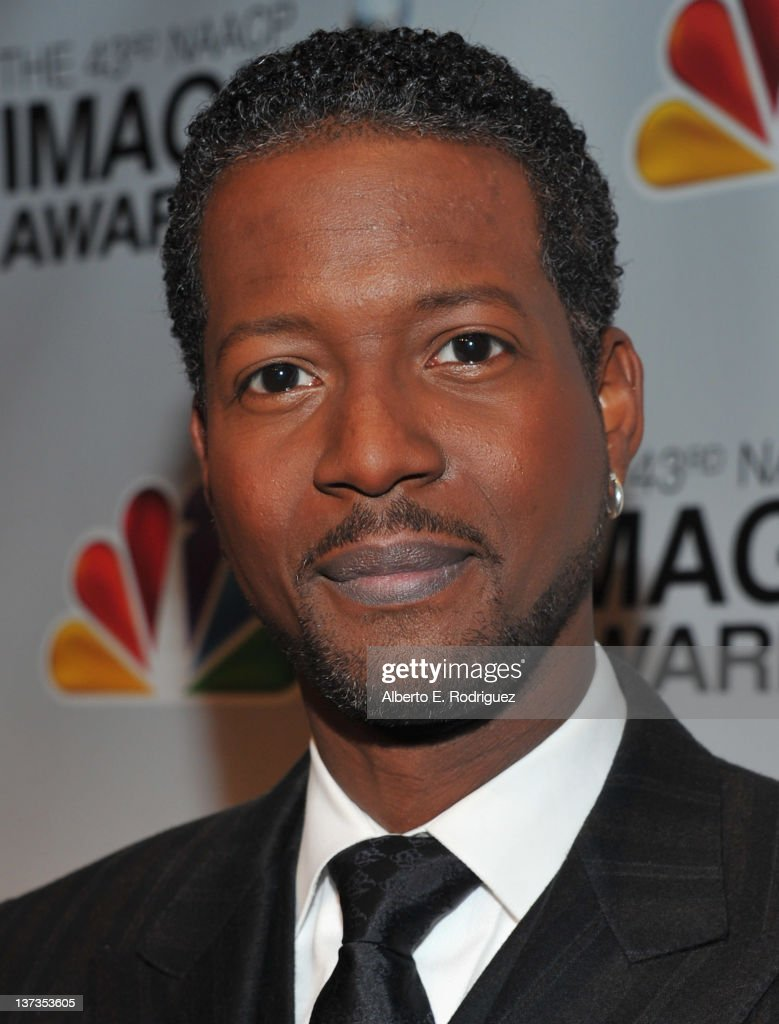 Actor Corey Reynolds attends the 43rd NAACP Image Awards Nomination announcement and press conference at The Paley Center for Media on January 19, 2012 in Beverly Hills, California.