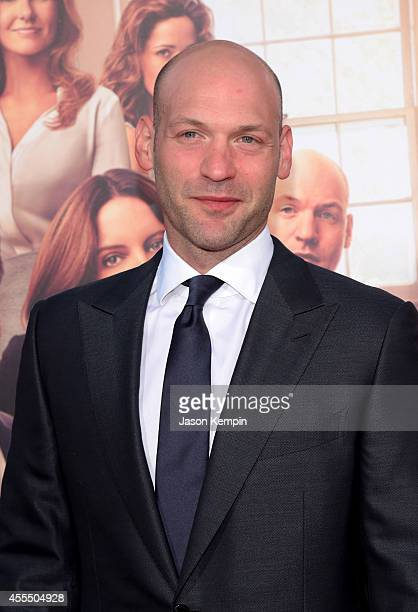 Actor Corey Stoll arrives at the premiere of Warner Bros Pictures' 'This Is Where I Leave You' at TCL Chinese Theatre on September 15 2014 in...
