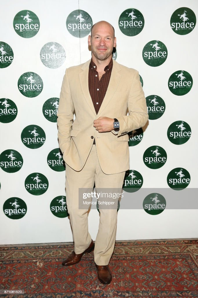 Actor Corey Stoll attends the 2nd Annual Space On Ryder Farm Gala at Metropolitan West on November 6, 2017 in New York City.