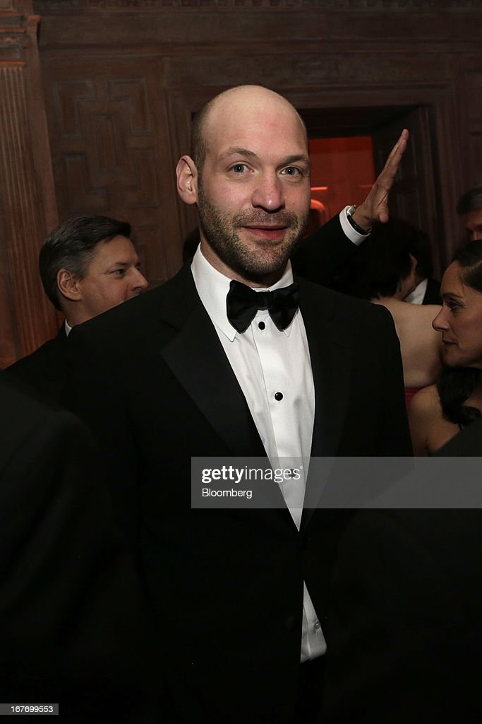 Actor Corey Stoll attends the Bloomberg Vanity Fair White House Correspondents' Association (WHCA) dinner afterparty in Washington, D.C., U.S., on Saturday, April 27, 2013. The 99th annual dinner raises money for WHCA scholarships and honors the recipients of the organization's journalism awards. Photographer: Scott Eells/Bloomberg via Getty Images