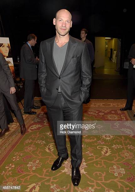 Actor Corey Stoll attends 'The Good Lie' Red Carpet at The Belcourt Theatre on September 19 2014 in Nashville Tennessee