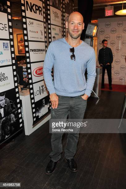 Actor Corey Stoll attends the NKPR IT Lounge Portrait Studio With W Magazine Day 3 during the 2014 Toronto International Film Festival at NKPR Office...