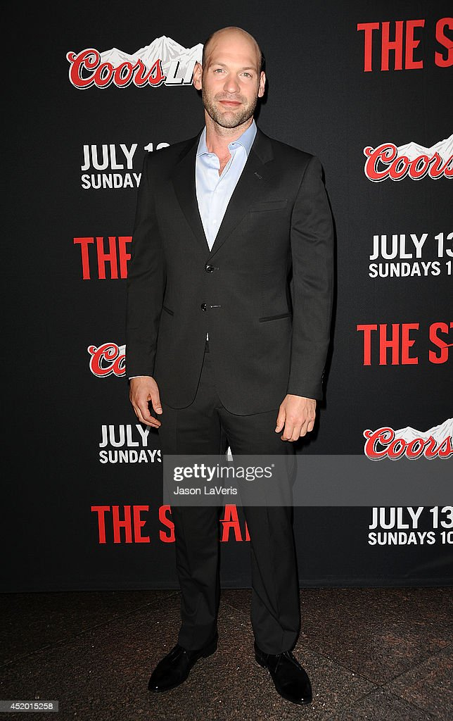 "FX's ""The Strain"" - Los Angeles Premiere"