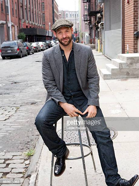 Actor Corey Stoll is photographed on September 14 2011 in New York City