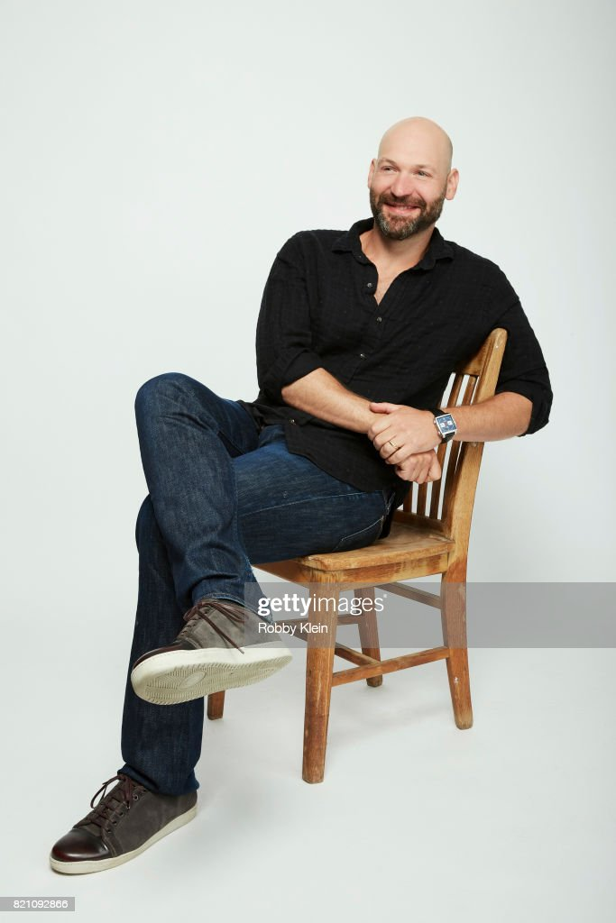 Actor Corey Stoll of FX's 'The Strain' poses for a portrait during Comic-Con 2017 at Hard Rock Hotel San Diego on July 20, 2017 in San Diego, California.