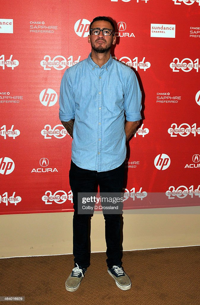 Actor Cori Gonzalez-Macuer attends the 'What We Do In The Shadows' premiere at the Egyptian Theatre during the 2014 Sundance Film Festival on January 19, 2014 in Park City, Utah.